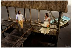 Walter & Chilis   Trash the Dress en Sisal, Yucatán
