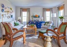 The ORC: Family room makeover reveal!! >> Linda Holt Interiors