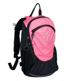 Take a look at this Pink Cricket 8-L Backpack by Lucky Bums on #zulily today!