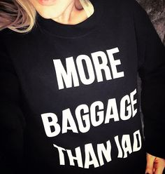 And IAD Airport has a LOT of baggage right now  (CUSTOMIZE YOUR OWN @ SHOPDEPARTURE.COM) #jetset #jetsetter #luxury #iad #washingtondulles #ootd #iphonesia #crewlife #instatravel #airportstyle #chic #love #travel #wanderlust #airport #stylewatch #explore #tourist #vacation #nyc #models #vacationstyle #airportfashion #streetstyle #sweaterweather #vogue #fashion #glam #falife #shopdeparture by shopdeparture