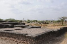 Lothal is one of the most prominent cities of the ancient Indus civilization. Located in Bhāl region of the modern state of Gujarāt, India dates to 2,400 BCE. Lothal's dock—the world's earliest extant - connected the city to an ancient extinct course of the Sabarmati river on the trade route between Harappan cities in Sindh and the peninsula of Saurashtra.