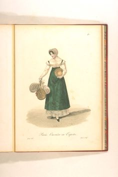 Ouvrière en capotes Empire, Painting, La Mode, Painting Art, Paintings, Drawings