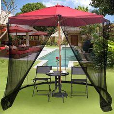 Table Umbrella, Outdoor Umbrella, Patio Umbrellas, Outdoor Entertaining, Outdoor Fun, Outdoor Decor, Outdoor Sun Shade, Fresco, Screened Canopy