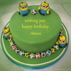 7 Best Happy birthday cakes images in 2018 | Cake name