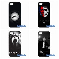>> Click to Buy << 007 James Bond Skyfall Hard Phone Case Cover For