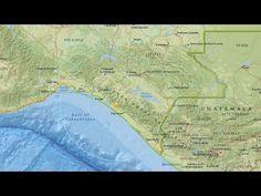 México: Un sismo de magnitud 6,6 sacude México