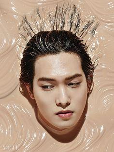 Jong Hyun - Vogue Magazine September Issue '14