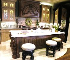 Kitchen by Chateau Designs