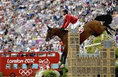 London Olympics Equestrian - have surprisingly really enjoyed all the events in the equestrian in London.