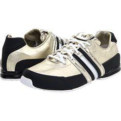 new product ebdc9 e6fd8 Adidas y 3 by yohji yamamoto sprint metallic gold black white