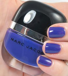 First Impressions Review: Marc Jacobs Beauty Enamoured Hi-Shine Nail Lacquer