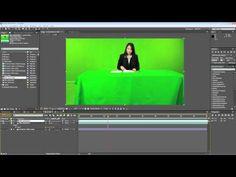 Virtual Set Tutorial - YouTube