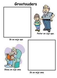 Ik en mijn opa - oma