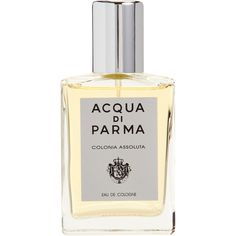 Acqua di Parma Assoluta Travel Spray ($159) ❤ liked on Polyvore featuring beauty products, fragrance, beauty, perfume, makeup, cosmetics, parfums, eau de cologne, cologne perfume and spray perfume