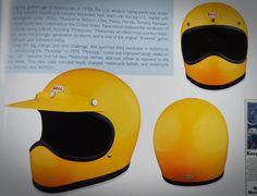 "Bell ""MotoStar"" หมวกเอ็นดูโร่ที่ได้รับความนิยมที่สุด มาพร้อมแก๊ปปากเป็ดที่เป็นเอกลักษณ์ สำหรับนักแข่งขันในแบบ ""สแกรมเบิล"""