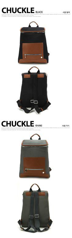 laptop rucksack kling chuckle