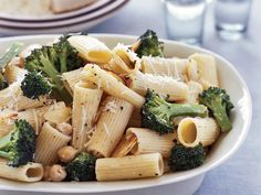 Meyer's Lemony Broccoli and Chickpea Rigatoni | Food & Wine goes way beyond mere eating and drinking. We're on a mission to find the most exciting places, new experiences, emerging trends and sensations.