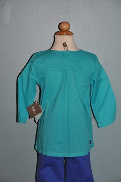 Picture of Embroidered Brilliance Tunic By Tea Collection  $ 19.00