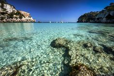 Macarella Beach, Menorca, Spain | 27 Of The Best Places In The World To Swim