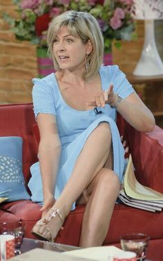 Penny Smith pictures and photos Holly Willoughby Legs, Penny Smith, Female Actresses, Tv Presenters, Celebs, Celebrities, Classic Hollywood, Gorgeous Women, Beautiful
