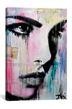 Tempest by Loui Jover Canvas Print