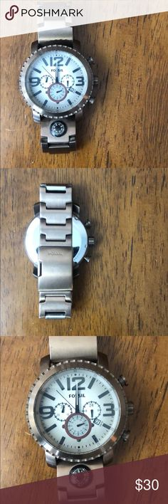 Fossil watch Excellent condition Fossil Accessories Watches Fossil Watches
