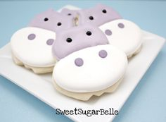 hippo cookie - Google Search