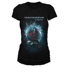 Arabesque, Ladyfit T-shirt - Nightwish