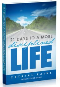 Crystal Paine, author of 21 Days to a More Disciplined Life was on Ci Radio. Listen to the interview to learn how you can get more disciplin...