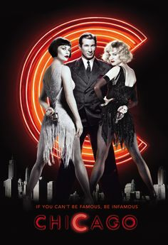 At a time when crimes of passion result in celebrity headlines, nightclub sensation Velma Kelly and fame-seeking Roxie Hart find themselves sharing space on Chicago's famed Murderess Row and fighting for the spotlight.