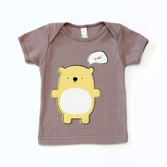 Say What Hamster Baby T-Shirt by sighfoo on Etsy Special Kids, Sayings, Trending Outfits, Baby, T Shirt, Clothes, Supreme T Shirt, Outfits, Tee Shirt