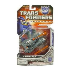 ($54.99) Transformers Universe Deluxe Figure Galvatron   From Transformers