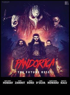 مشاهدة فيلم الخيال العلمي والإثارة Pandorica 2016