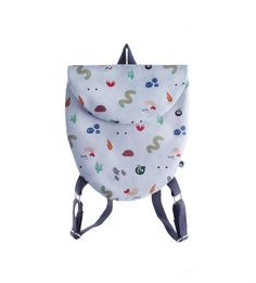 Ocean backpackpurse backpack Hipster backpack kids