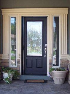 47 Best Front Doors With Glass Images Doors Glass Front