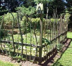 Clôture de jardin pas cher DIY en quelques idées à ne pas manquer