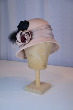 Dana  BY MICHAELA TEMPERLI  #millinery #hats #HatAcademy