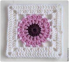 (1) Un granny facilito - La Magia del Crochet