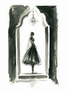ZOYA | Sharon Nayak  #illustration