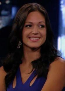 Stella & Dot Jewelry on Desiree Hartsock - Jimmy Kimmel Live #thebachelorette