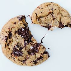 Ashley/Not Without Salt's Salted Chocolate Chip Cookies recipe on Food52
