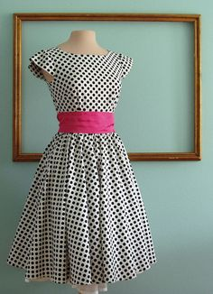 50's rockabilly dresses, retro style bridesmaids dress, modest clothing with sleeves - AMY style.