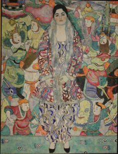 Friedericke Maria Beer, Gustav Klimt, 1916, Tel Aviv Museum of Art
