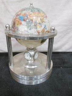 shopgoodwill.com: Gemstone World Globe
