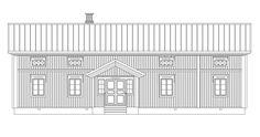 Pohjalaistalomallit | Rakennus Luoma Oy Garage Doors, Outdoor Decor, Facebook, Twitter, Home Decor, Decoration Home, Room Decor, Home Interior Design, Carriage Doors