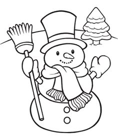 christmas coloring pages frosty the snowman coloring pages google ...