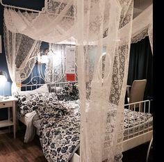 Ikea leirvik bedroom
