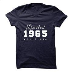 1965 Limited Edition T Shirt, Hoodie, Sweatshirts - t shirt maker #tee #clothing