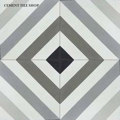 Cement Tile Shop - Encaustic Cement Tile Austin - Enkhzul Tumendemberel - Re-Wilding