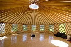 Yurt | Tierra Retreat Center